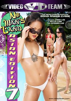 "Adult entertainment movie ""No Man's Land Asian Edition 7"" starring Bella Ling, Lana Croft & Jandi Lin. Produced by Metro Media Entertainment."