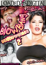 "Featured Studio - Loaded Digital presents the adult entertainment movie ""Blow Bang Sexxxperience 2""."