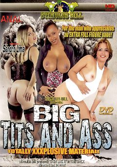 "Adult entertainment movie ""Big Tits And Ass"" starring Cintia (f), Rebeca & Agatha. Produced by Stimulus Bill Productions."