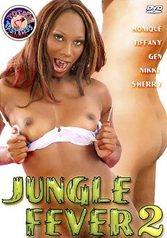 "Adult entertainment movie ""Jungle Fever 2"" starring Monique, Gen Tilly & Mark. Produced by Totally Tasteless Video."
