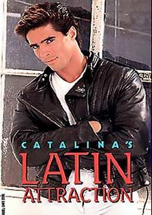 Latin Attraction, starring Chris Stone, Fiorenzi DiScala, Sergio Banderas, Sal Nino, Brian Reynolds, Charlie Boy, Anthony Dillen, Johnny Rahm, Aaron Scott, Roberto Arias, Anthony Gallo, Eddie Valens and Rod Garretto, produced by Channel 1 Releasing and Catalina.