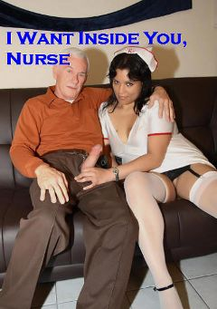 "Adult entertainment movie ""I Want Inside You, Nurse"" starring Ambrosia & Carl Hubay. Produced by Hot Clits Video."