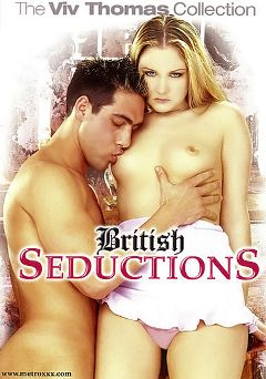 "Adult entertainment movie ""British Seductions"" starring Crystal, Suzy Spark & Carina. Produced by Metro Media Entertainment."