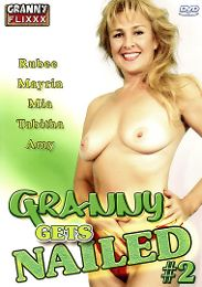 """Just Added presents the adult entertainment movie """"Granny Gets Nailed 2""""."""