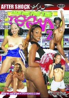 "Adult entertainment movie ""Takin' One For The Team 2"" starring Kinky Girl, Aja & Candice Jackson. Produced by Aftershock."