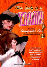 """Just Added presents the adult entertainment movie """"This Lady Is A Tramp""""."""