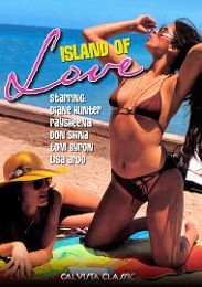 "Just Added presents the adult entertainment movie ""Island Of Love""."