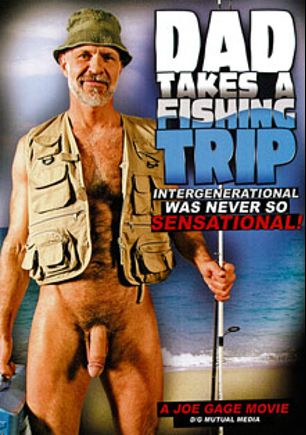 Dad Takes A Fishing Trip, starring Allen Silver, Kain Warn, Felix Andrews, Richie Sabatini, Colton Steele, Chad Brock, Sean Preston, Josh West, Andrew Justice, Dane Hyde, Ken Mack and Justin Taylor, produced by Gage Media.