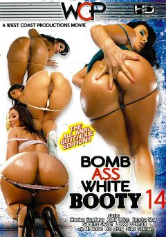 "Adult entertainment movie ""Bomb Ass White Booty 14"" starring Lexxxi Lockhart, Ashli Orion & Monica Santhiago. Produced by West Coast Productions."