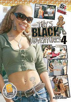 "Adult entertainment movie ""Tinys Black Adventures 4"" starring Redd Foxx, Melrose Foxxx & Aliana Love. Produced by Sudden Impact."