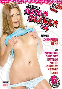"Adult entertainment movie ""Mr. Chews Asian Beaver 4"" starring Charmane Star, Sanaei Moon & Lie Lani. Produced by Sudden Impact."