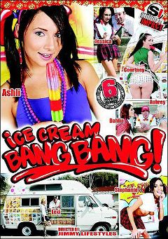 "Adult entertainment movie ""Ice Cream Bang Bang"" starring Ashli Orion, Courtney  James & Stephanie Cane. Produced by Sudden Impact."