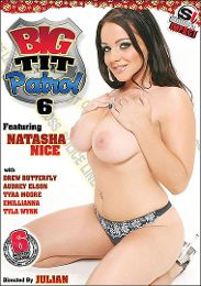 "Featured Category - Big Natural Breasts presents the adult entertainment movie ""Big Tit Patrol 6""."