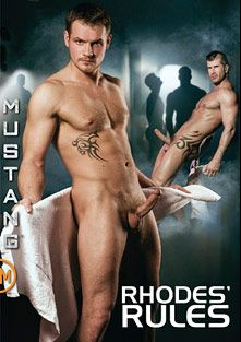 Rhodes' Rules, starring Adam Killian, Andre Barclay, Tommy Defendi, Samuel Colt, Nash Lawler, Trent Diesel, Tristan Jaxx and Tyler Saint, produced by Mustang, Falcon Studios and Falcon Studios Group.
