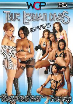 "Adult entertainment movie ""True Lesbian Divas"" starring Imani Rose, Evanni Solei & Chanel Dior. Produced by West Coast Productions."