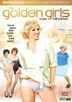"Adult entertainment movie ""The Golden Girls: A XXX MILF Parody"" starring Diamond Foxx, Puma Swede & Jewels Jade. Produced by New Sensations."
