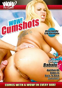 "Adult entertainment movie ""Wow Cumshots"" starring Babalu, Sami Scott & Agatha Rangel. Produced by Magnus Productions."