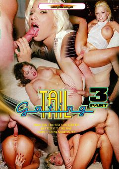 "Adult entertainment movie ""Tail Gating 3"" starring Jenny B., Jennie Lee Mackenzie & Kendra Jade. Produced by Heatwave Entertainment."