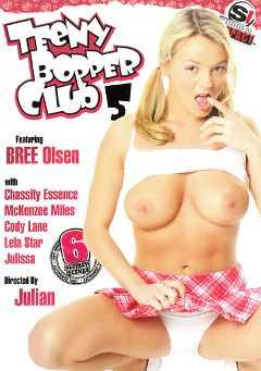 "Adult entertainment movie ""Teeny Bopper Club 5"" starring Bree Olson, Cassidy Essence & Julissa Delor. Produced by Antigua Pictures."