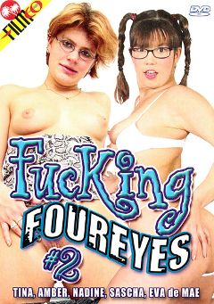 "Adult entertainment movie ""Fucking Foureyes 2"" starring Amber Sunset, Tina & Randy Ray. Produced by Filmco."
