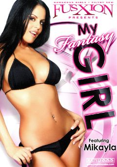 "Adult entertainment movie ""My Fantasy Girl"" starring Mikayla, Kacey Jordan & Roxy Jezel. Produced by Metro Media Entertainment."