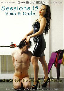 Sessions 15: Vima And Kade, starring Vima Sophia and Kade, produced by Gwen Media.