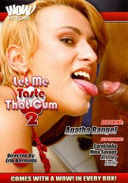 """Featured Studio - Wow Pictures presents the adult entertainment movie """"Let Me Taste That Cum 2""""."""