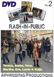 "Just Added presents the adult entertainment movie ""Flash In Public 2""."