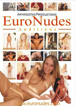 "Adult entertainment movie ""Euro Nudes Auditions"" starring Katerina A., Marketa B. & Veronika E.. Produced by Aphroditas Productions."