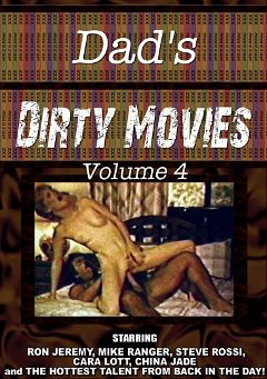 "Adult entertainment movie ""Dad's Dirty Movies 4"" starring Cara Lott, Broderick Sterling & Kimber. Produced by Dad's Dirty Movies."