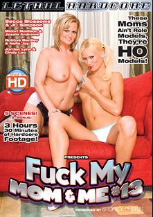 Fuck My Mom And Me 13, starring J.C. Simpson, Becca Blossoms, Nella Jay, Jessie Andrews, Midori Madison, Robbye Bentley, Jordan Lynn, Cindi Loo, Pike Nelson, Criss Strokes, Joe Blow and Billy Glide, produced by Lethal Hardcore.