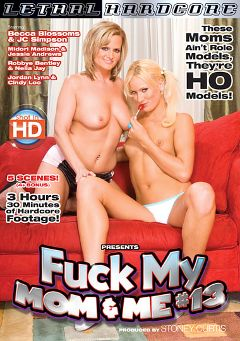 "Adult entertainment movie ""Fuck My Mom And Me 13"" starring J.C. Simpson, Becca Blossoms & Nella Jay. Produced by Lethal Hardcore."