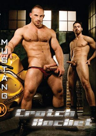 Crotch Rocket, starring Sean Everett, Samuel Colt, Sean Stavos, Drew Cutler, Brenn Wyson, Alessio Romero, Conner Habib, Cameron Adams and Arpad Miklos, produced by Falcon Studios, Mustang and Falcon Studios Group.