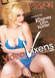 "Featured Studio - Metro Media Entertainment presents the adult entertainment movie ""Video Vixens""."