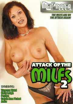 "Adult entertainment movie ""Attack Of The MILFs 2"" starring Vanessa Videl, Peyton & Kelly Leigh. Produced by Magnus Productions."