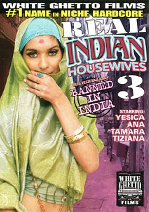 Real Indian Housewives 3, starring Tiziana (f), Yesica, Ana and Tamara, produced by White Ghetto.