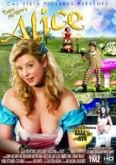 "Adult entertainment movie ""Alice"" starring Andy San Dimas, April Flores & Sunny Lane. Produced by Metro Media Entertainment."