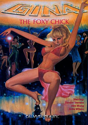 Straight Adult Movie Gina The Foxy Chick