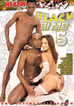 "Adult entertainment movie ""Black Bi Me 5"" starring James Ferreira, Alana Sampaio & Marcella Carioca. Produced by Heatwave Entertainment."