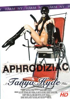 "Adult entertainment movie ""Aphrodiziac"" starring Aletta Ocean, Marc Rose & Missy Macabre. Produced by Harmony Films Ltd.."