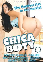 """Just Added presents the adult entertainment movie """"Chica Booty""""."""