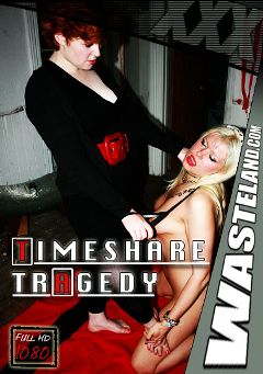 "Adult entertainment movie ""Time Share Tragedy"". Produced by Wasteland Studios."