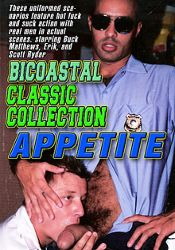 Gay Adult Movie Bicoastal Classic Collection: Appetite