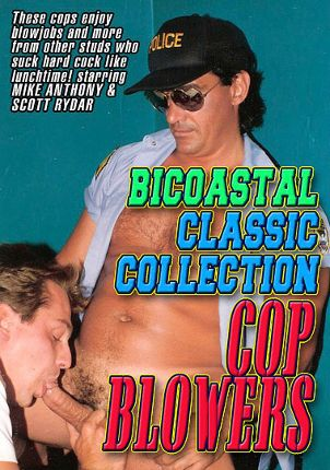 Gay Adult Movie Bicoastal Classic Collection: Cop Blowers