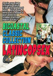 Gay Adult Movie Bicoastal Classic Collection: Latin Cop Sex