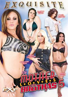 "Adult entertainment movie ""My Mother Loves The Brothas 5"" starring Maria Mercury, Rhiannon Alize & Ashlee Chambers. Produced by EXP Exquisite."