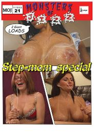 """Featured Category - M.I.L.F. presents the adult entertainment movie """"Monsters Of Jizz 21: Step-Mom Special""""."""