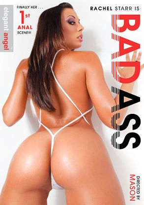 Straight Adult Movie Rachel Starr Is Bad Ass - front box cover