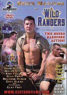 Wild Rangers, starring Brock Masters, Sean Paris, Adam Wolfe, Cory Bleau, Brandon Weber, Clay Foxe, Brad McGuire, Kirk Kelley and Dylan Scott, produced by Centaur Films.