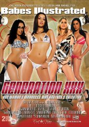 "Featured Studio - Metro Media Entertainment presents the adult entertainment movie ""Babes Illustrated: Generation XXX""."